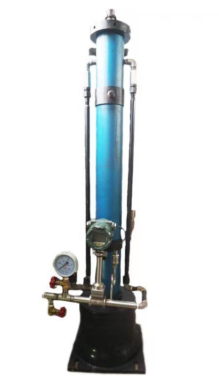 悬绳式低压套管气回收装置